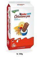 30 Kinder Ferrero Colazione più Kuchen mit Körner 1800 gr 3x 10 kekse riegel