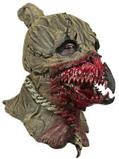 King of Crows Scarecrow Latex Adult Full Over the Head Mask Halloween