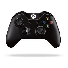 Microsoft XBOX One Wireless Controller - Black (Genuine) - FREE SHIPPING