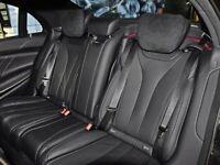 Mercedes-Benz S Class Car Headrest Neck Seat Cushion Ultra Soft BLACK 2pcs set