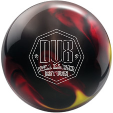 "New DV8 Hell Raiser Returns Bowling Ball   14#   Pin 2-4"" MB Inline"