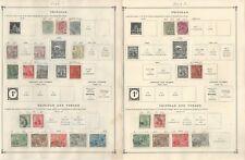 Trinidad & Tobago Collection 1878-1992 on Scott International & Minkus Pages