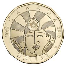 2019 Canada EQUALITY dollar BU FMR