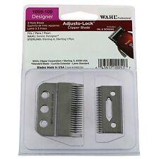 Wahl 3-Hole Adjusto- Lock Blade for Designer 8355 Senior 8500 Clippers #1005-100