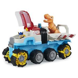 PAW Patrol Dino Rescue Patroller Motorised Vehicle Chase + T-Rex Figures 6058905