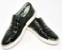 Ted Baker London Keziah Black Croc Pattern Womens Size 6 Comfort Shoes Casual