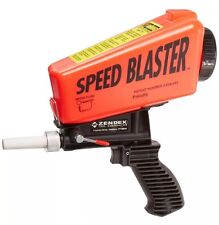 Unitec Speed Blaster Hand-Held Gravity Feed  Sandblaster