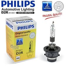 New Genuine PHILIPS D2R Car Headlight Xenon Standard Vision HID Bulbs Lamp 4200K