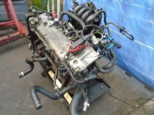 2007 FIAT GRANDE PUNTO ENGINE 1.2 8V CODE 199A4000
