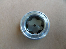 """New Lube Devices LSP101-13-01 Sight Glass Hole Mount 1+7/8""""-24 Thread Free Ship"""