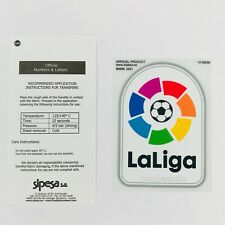 Official la Liga Patch Badge 2016-19 Sipesa Player Issue Jersey Shirt LFP