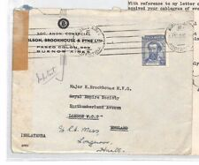 XX346 1940 ARGENTINA Buenos Aires GB London Contents Royal Empire Society