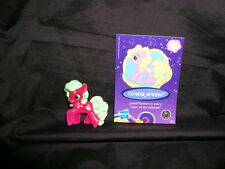 my little pony neon bright  mini blind bag Flower Wishes  NEW/Loose