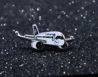 Pin LUFTHANSA Airbus A350 XWB metal Pin 1 inch / 25mm pudgy / chubby / cute