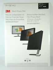 "3M Computer Privacy Screen 19"" Black Privacy Filter"