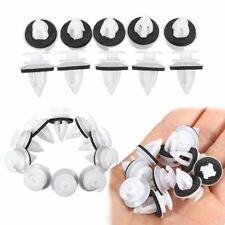 50x Car Door Panel Clips With Seal Ring For BMW E36 E34 E38 E39 E46 X5 M3 M5 Z3