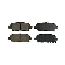 Premium Ceramic REAR Disc Brake Pad NEW Set +Shim Fits Nissan Infiniti KFE905