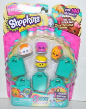 Season 3 Shopkins 5 pack New in the package