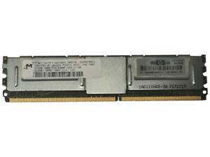1GB (2x512MB) Micron MT9HTF6472FY-667D4D3 PC2-5300F 1Rx8 667MHz ECC RAM