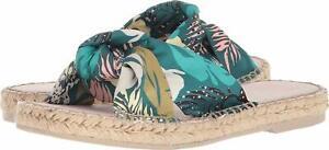 Dolce Vita Women's Benicia Slide Sandal, Green, Size 7.5 mQab