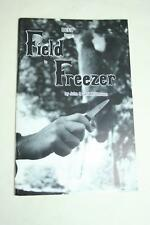 """38 page Guide Book """"Deer from Field to Freezer"""" by John McPherson"""