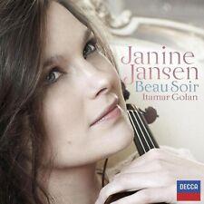 Janine Jansen, Janine Jansen & Itamar Golan - Beau Soir [New CD]