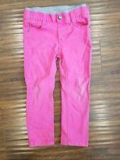 Size 4T Lee Denim Pink Skinny Jeans Girl
