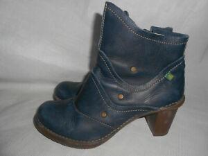 EL NATURALISTA Women's Leather Shoes size 38 (UK 5)