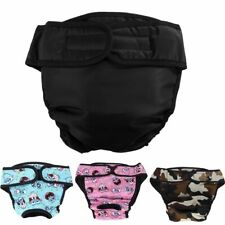 Washable Reusable Dog Diaper Physiological Pants Female Small Big Dogs XS-XXL