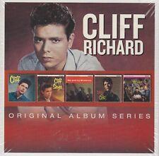 Cliff Richard (& Shadows, Drifters) / Listen to Cliff, 21 Today u.a.(5 CDs,OVP)