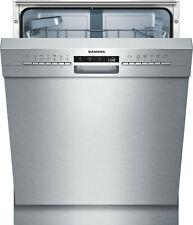 Geschirrspülmaschine SIEMENS SN436S01CE iQ300 Edelstahl varioSpeed Plus