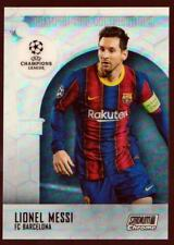 2020-21 Topps Stadium Club Chrome CL Contributions Lionel Messi Barcelona