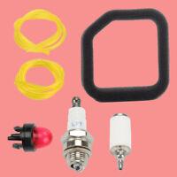 Air filter Fuel filter line for 560873001 Ryobi Homelite Toro Craftsman Trimmer
