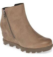 Sorel Joan Of Arctic Wedge Boot: Size 8.5: Ash Brown (103)