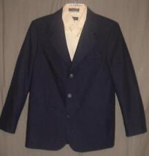 Boys Blazer ARROW 12 R black 3 Button suit jacket Sport Coat  school dressy poly