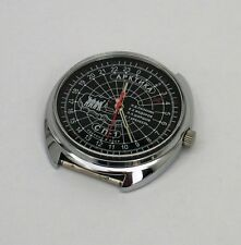 Russian Mechanical watch 24 hr dial (#0550) ARCTIC, Soviet station North Pole-1