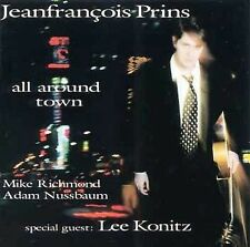 All Around Town by Jeanfrançois Prins (CD, Aug-1999, TCB Records)
