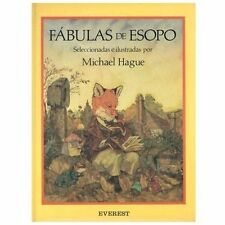 Fabulas de Esopo by Aesop, Esopo, Michael Hague and Hague Michael (1996,...