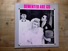 Demented Are Go In Sickness & In Health Very Good Vinyl Record Nose 9