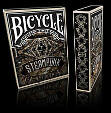 Bicycle Steampunk Goggles Playing Cards Deck Brand New