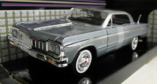 Motormax 1/24 Scale 73200AC 1964 Chevrolet Impala Light Blue Diecast model car