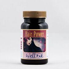 Wellfit Hair Power Kapseln - gesundes Haar Haarpflege gegen Haarausfall