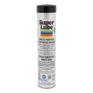 Super Lube Multi-Purpose Synthetic Grease w/Syncolon (PTFE) .3oz Cartridge 21036