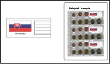 5 Look 330344-L-SLK Flags Slovakia For Lighthouse 338425 Numis coin sheets