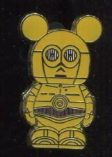 Vinylmation Jr #9 Mystery Pack Star Wars Droids C-3PO Disney Pin 96228