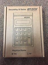 ID Tech SecureKey M Series Magstripe Reader IDK-534833BL