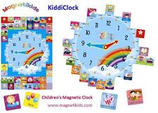 Magnetikids Kiddi Clock- Childrens Magnetic Clock