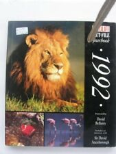 Wildlife Fact-File yearbook 1992,Sir David Attenborough,Sydney Francis