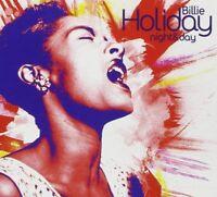 BILLIE HOLIDAY - NIGHT & DAY   CD NEW+