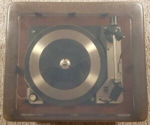 dual 1019 turntable with SHURE M44 cartridge and N44 Stylus